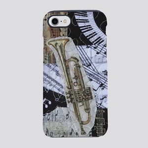 0375-itouch2-trumpet iPhone 7 Tough Case