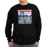 Hemp: Earth's #1 Resource Log Sweatshirt (dark)