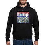 Hemp: Earth's #1 Resource Log Hoodie (dark)