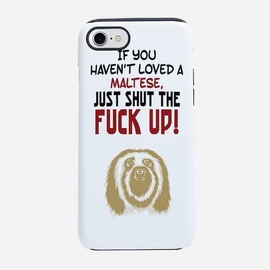 MalteseF.png iPhone 7 Tough Case
