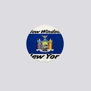 New Windsor New York Mini Button
