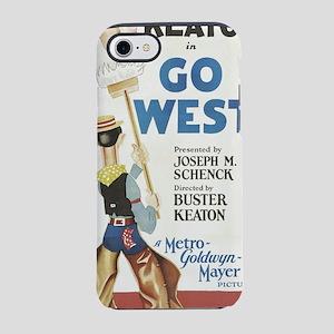buster keaton iPhone 7 Tough Case