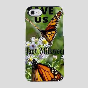 Save Monarchs iPhone 7 Tough Case
