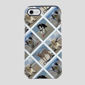 BEACH DOGS iPhone 7 Tough Case