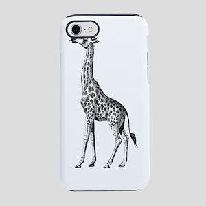 Giraffe iPhone 7 Tough Case