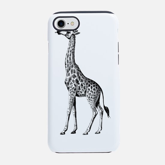 Giraffe iPhone 7 Tough Case