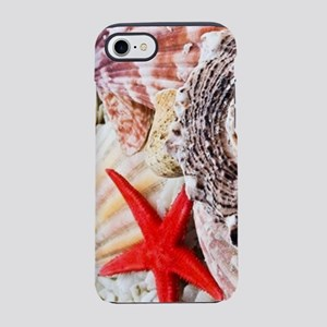 SEASHELLS iPhone 7 Tough Case
