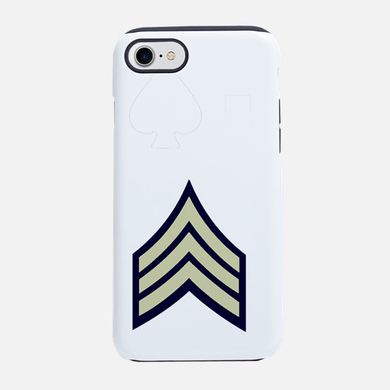 Army-506th-Infantry-Sgt-BN1-WW iPhone 7 Tough Case