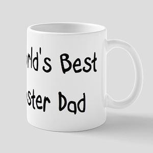 World's Best Foster Dad Mug