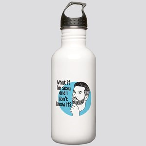 Sexy And I Don't Know Stainless Water Bottle 1.0L