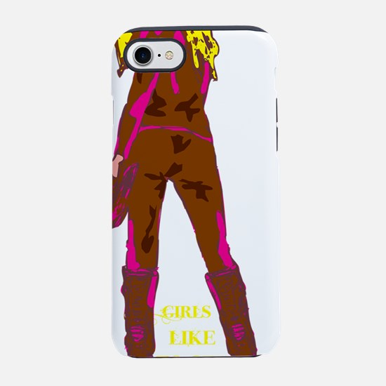 GirlsLikeDirtyDk.png iPhone 7 Tough Case