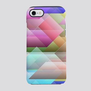 Blurred vision iPhone 7 Tough Case