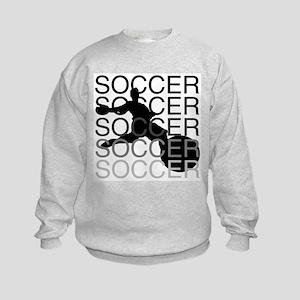 SOCCER Kids Sweatshirt