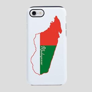 Madagascar.png iPhone 7 Tough Case
