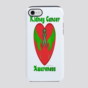 Kidney Cancer Aware iPhone 7 Tough Case