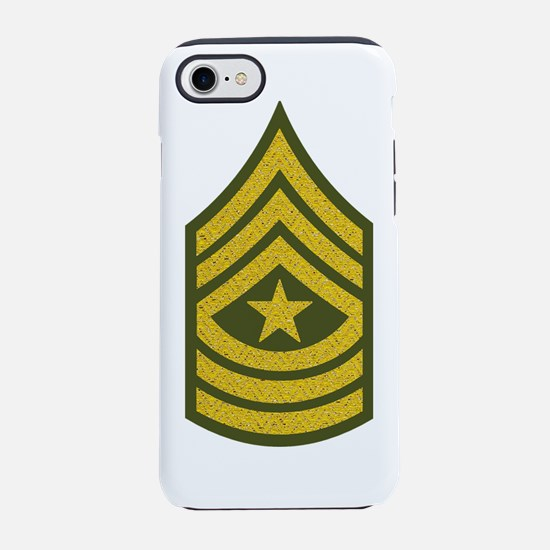 Army-SGM-Gold-Green-Fancy.png iPhone 7 Tough Case
