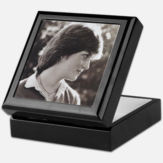 princess diana4 Keepsake Box