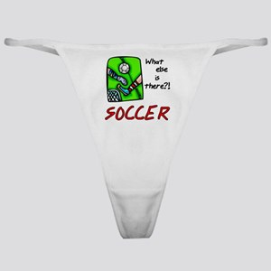 What Else Soccer Classic Thong