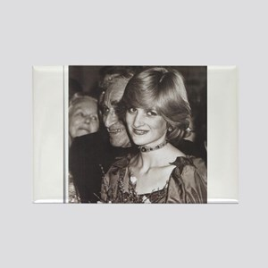 princess diana5 Rectangle Magnet
