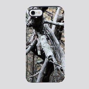 Fall dead wood iPhone 7 Tough Case