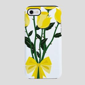 Yellow Roses iPhone 7 Tough Case