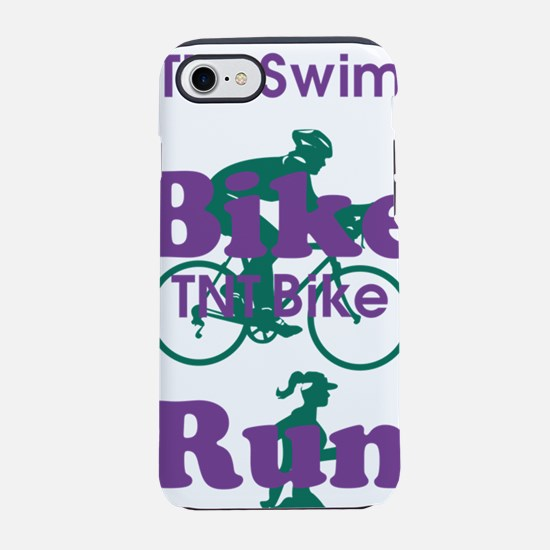 triathlonTNT-women-with-icon.p iPhone 7 Tough Case