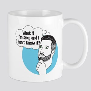 Sexy And I Don't Know It Mug