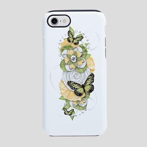 Butterfly Sensations Green iPhone 7 Tough Case
