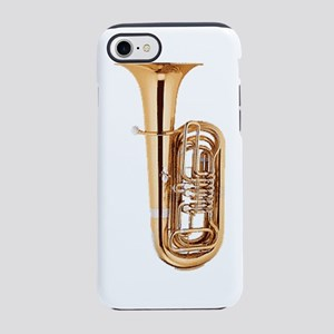 tuba-1 iPhone 7 Tough Case