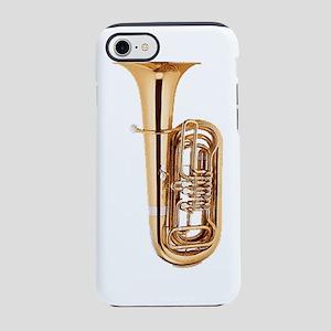 tuba-1 iPhone 7 Tough Case