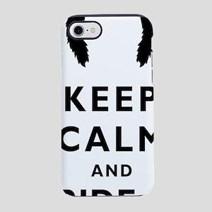 Mustache-039-A iPhone 7 Tough Case