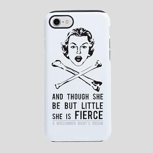 She is Fierce Punk iPhone 7 Tough Case