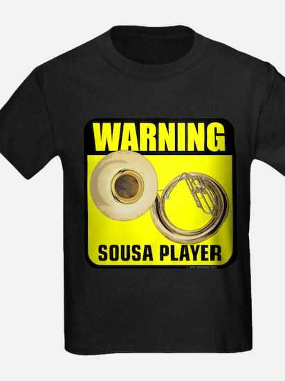 Warning: Sousa Player T