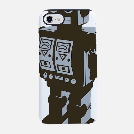Robot Brown.png iPhone 7 Tough Case