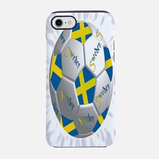 SwedenBottleFlagball.png iPhone 7 Tough Case