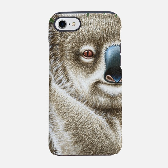 Koala in a Tree iPhone 7 Tough Case