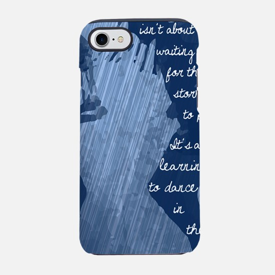 Dancing in the Rain iPhone 7 Tough Case