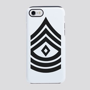 Army-1SG-Subdued iPhone 7 Tough Case