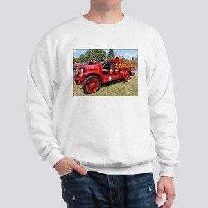 Lyme, Ct fire engine Sweatshirt