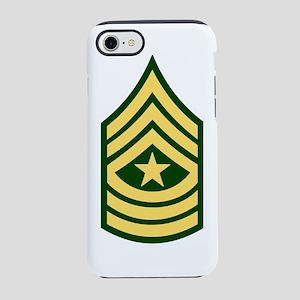 Army-SGM-Green iPhone 7 Tough Case