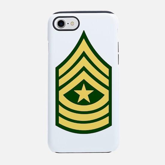 Army-SGM-Green.JPG iPhone 7 Tough Case
