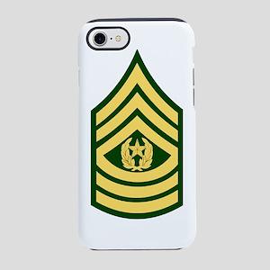 Army-CSM-Green iPhone 7 Tough Case