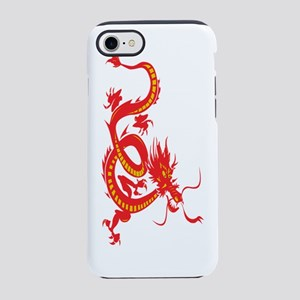Red Dragon/Chinese New Year iPhone 7 Tough Case