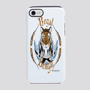 RegalTigerBottle iPhone 7 Tough Case