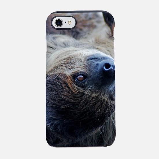Sloth iPhone 7 Tough Case