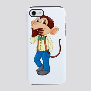 Monkey man  iPhone 7 Tough Case