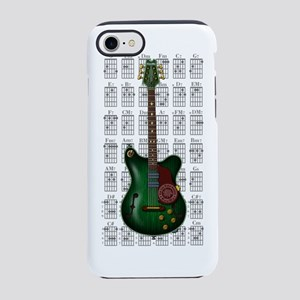 KuuMa Guitar 09 iPhone 7 Tough Case