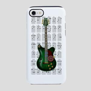 KuuMa Guitar 09 iPhone 7 Tough Case
