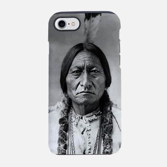 sitting bull iPhone 7 Tough Case