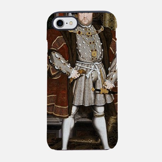 henry the eighth iPhone 7 Tough Case